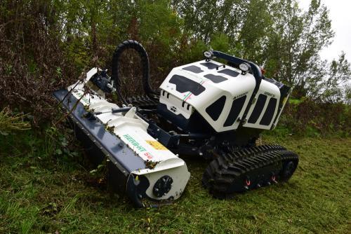 Robot radiocomandat